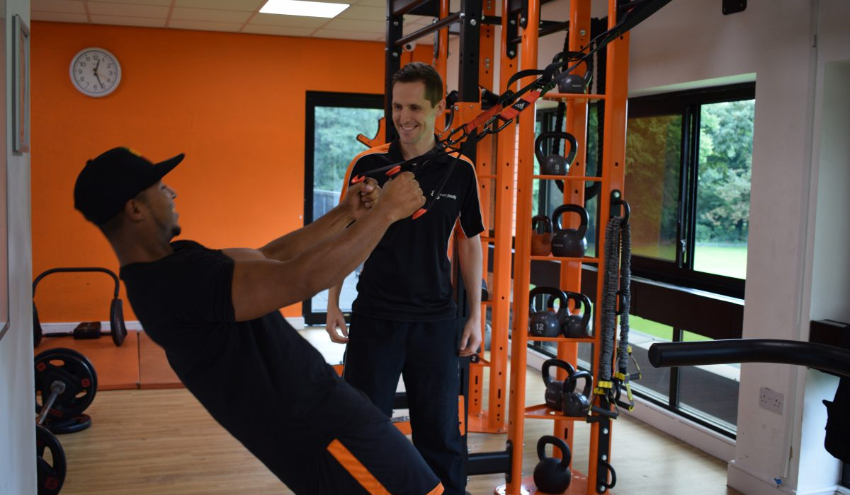 Personal Training at Wilmslow