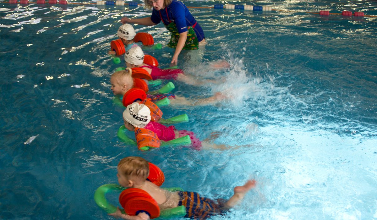 Learn to Swim Everybody Sport and Recreation