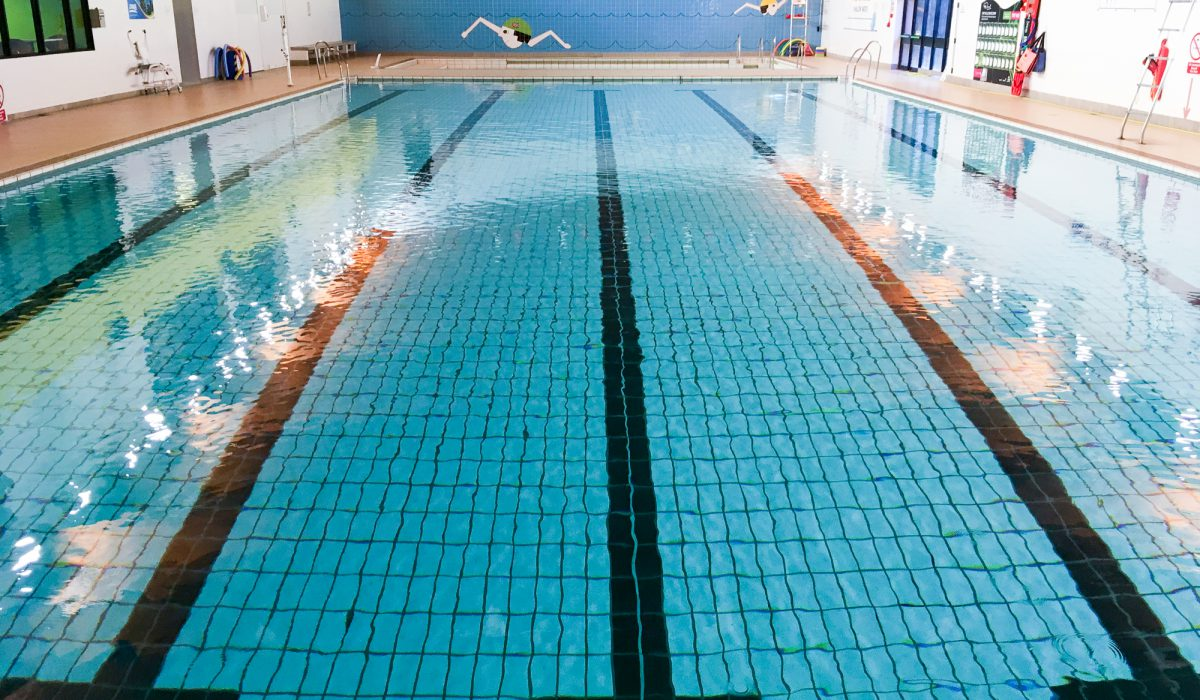 Wilmslow Leisure Centre Swimming Pool