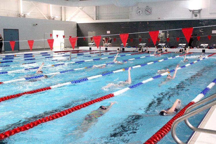 Crewe Lifestyle Centre Flyer Swim Club