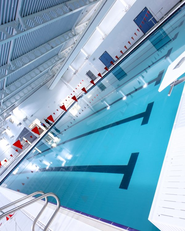 Crewe Lifestyle Centre Swimming Pool