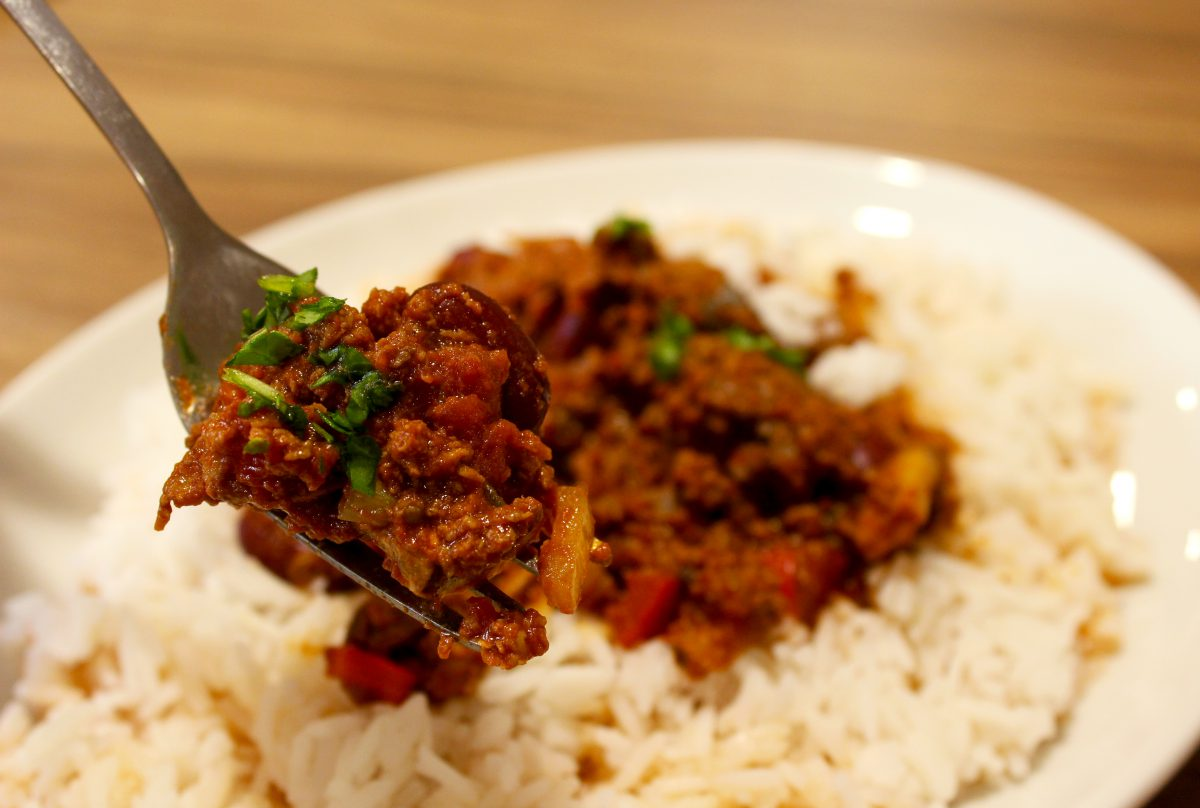 Taste for Life Chilli Con Carne