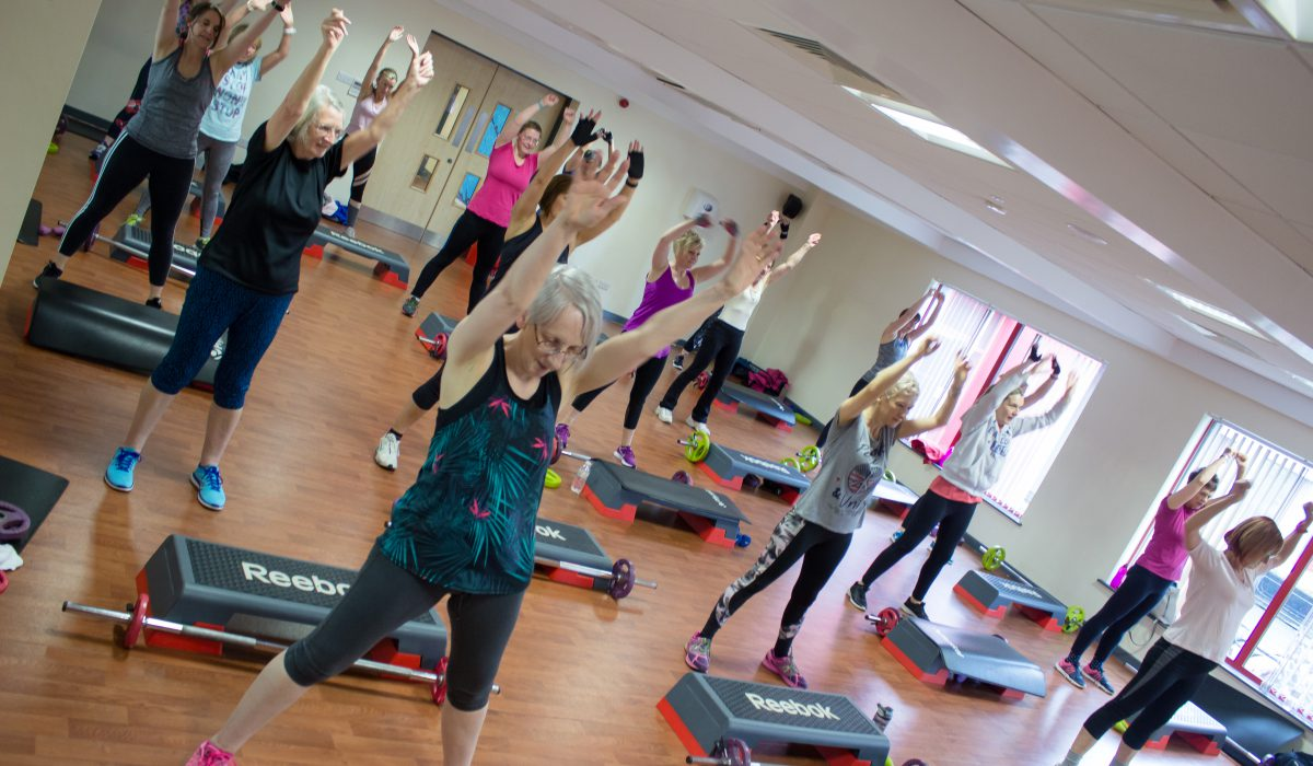 Group Fitness Nantwich