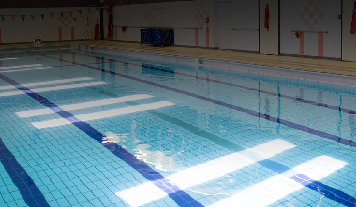 Alsager Leisure Centre Swimming Pool