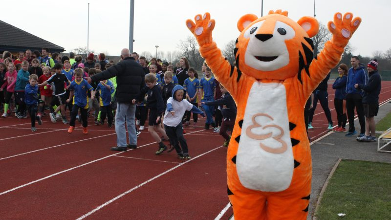 Todd the Tiger Junior Activities Everybody Sport and Recreation