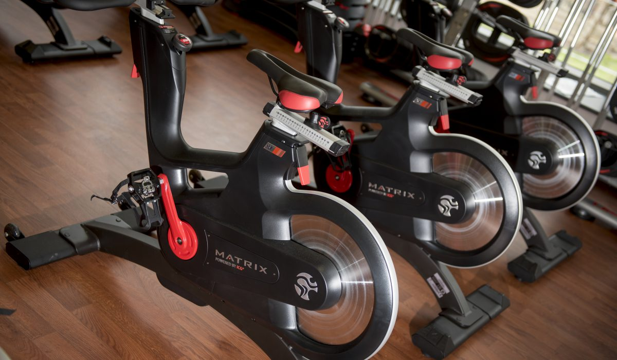 Crewe Lifestyle Centre Spin Room