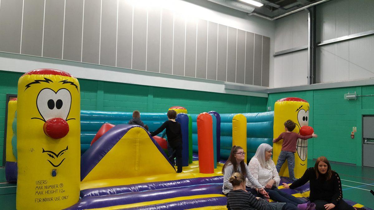 Crewe activity hub