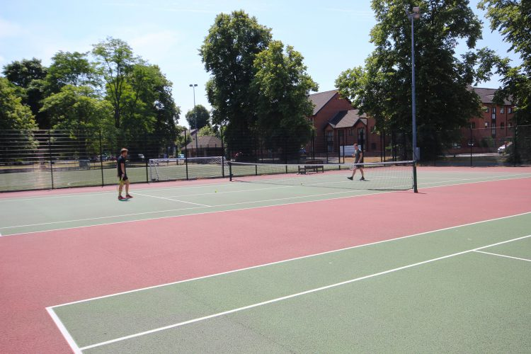 Barony Tennis Pitches