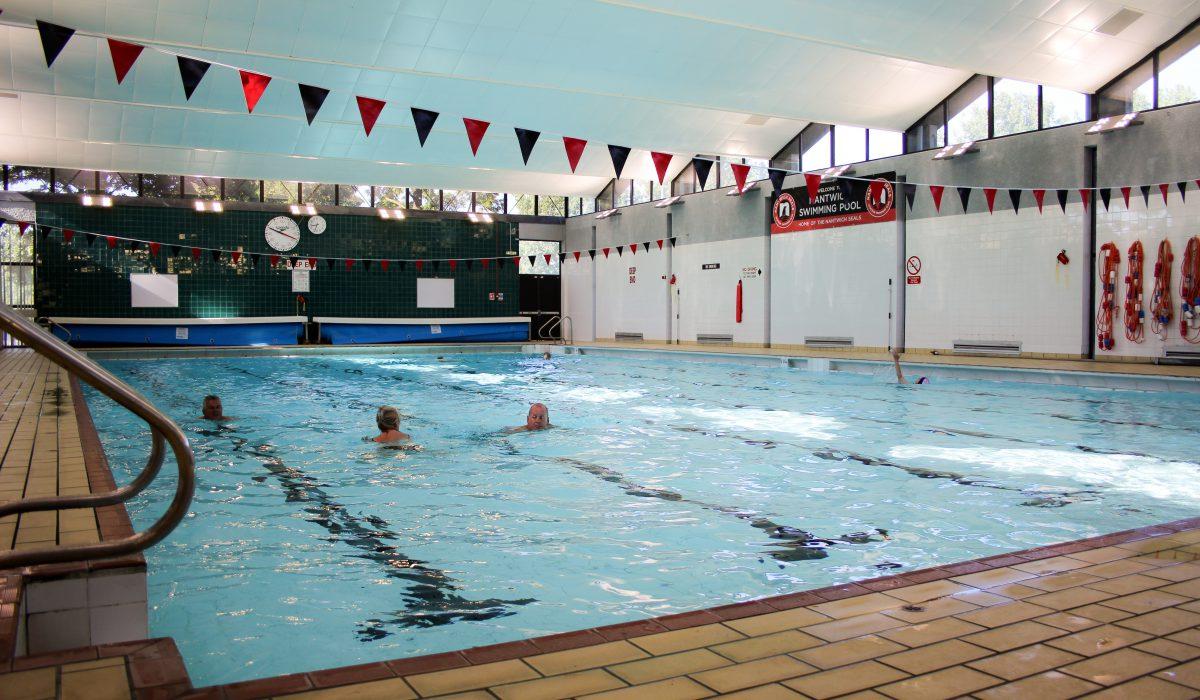 Nantwich Swimming Pool