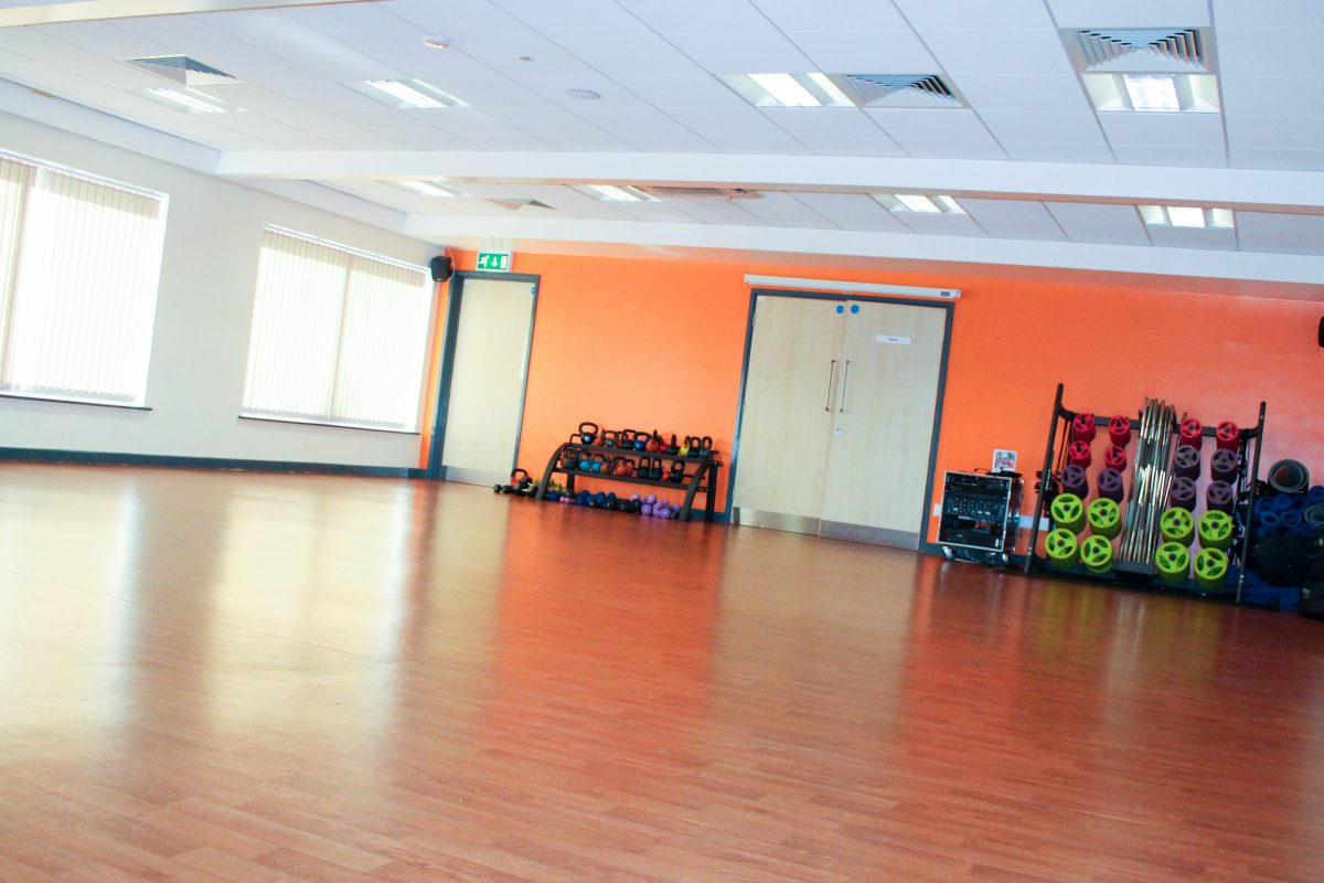 Nantwich Swimming Pool Fitness Studio