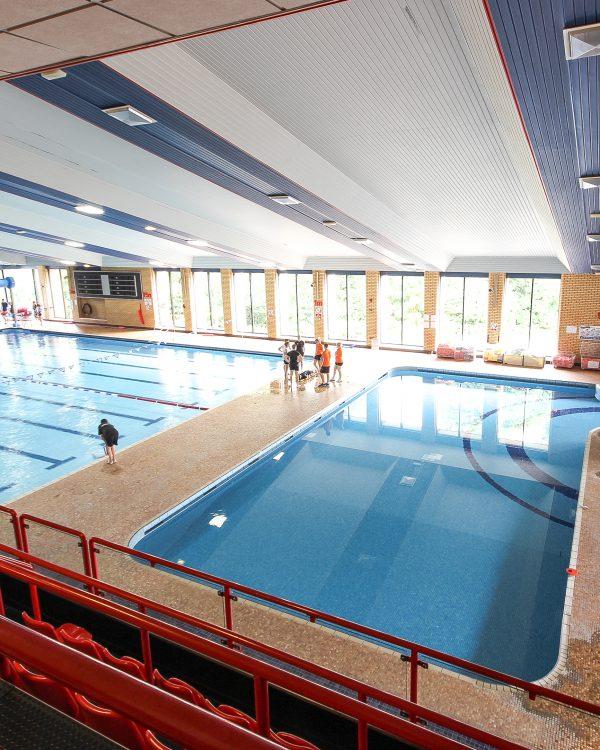 Macclesfield leisure Centre Swimming Pool