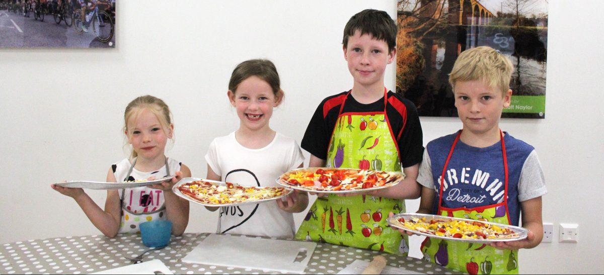 Children's cookery