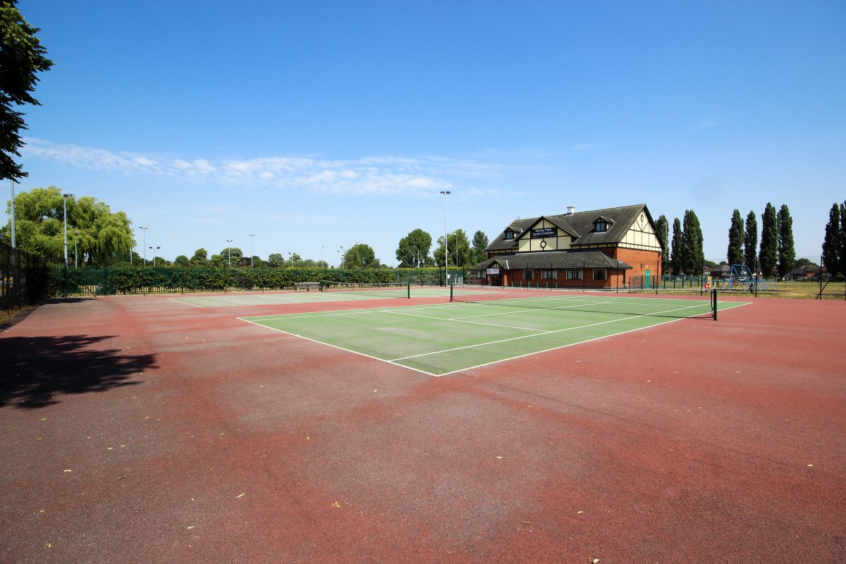 Barony Sports Complex
