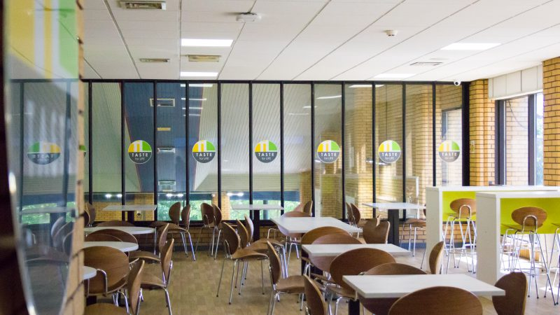 Macclesfield leisure Centre Cafe
