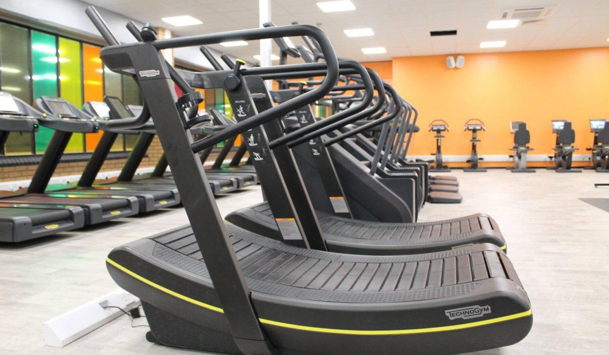 Macclesfield leisure Centre gym