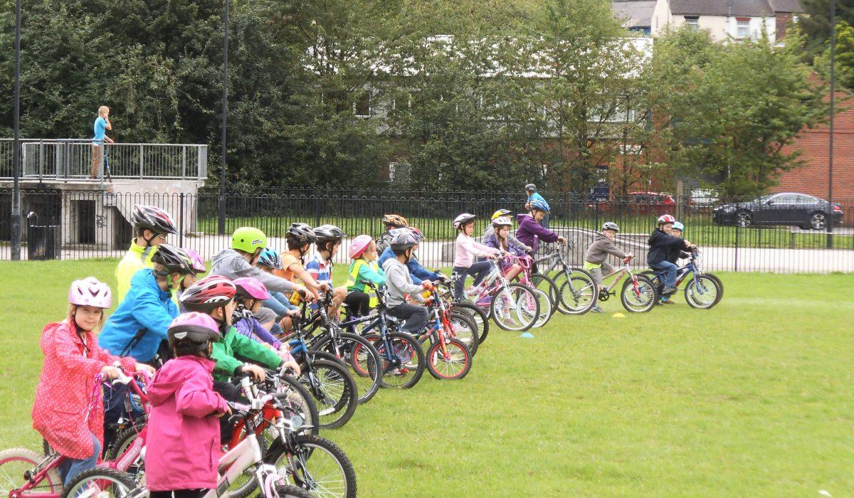 bikeability junior activity