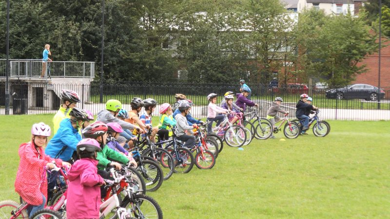 bikeability junior activity