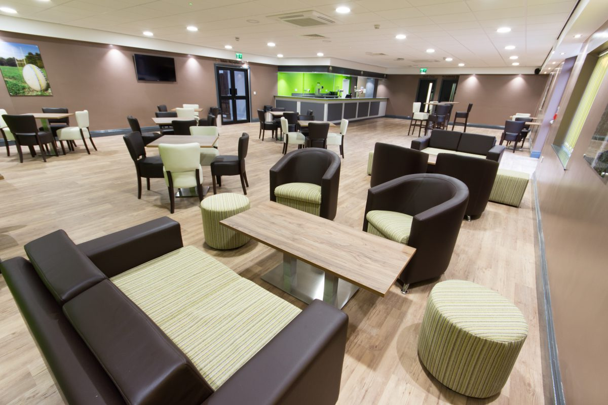 Holmes Chapel Community Centre Taste for Life Cafe