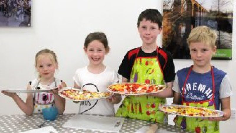 childrens cookery