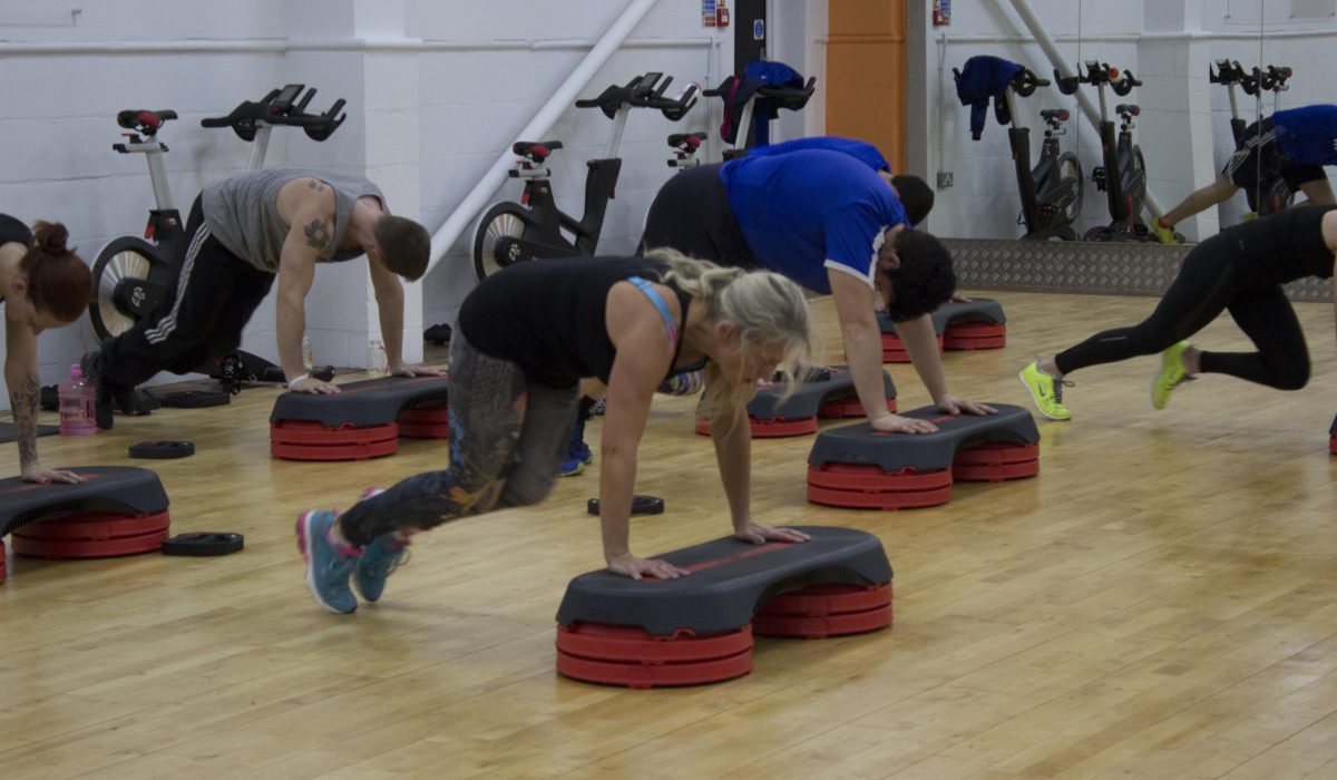 Holmes Chapel Community Centre Group Fitness
