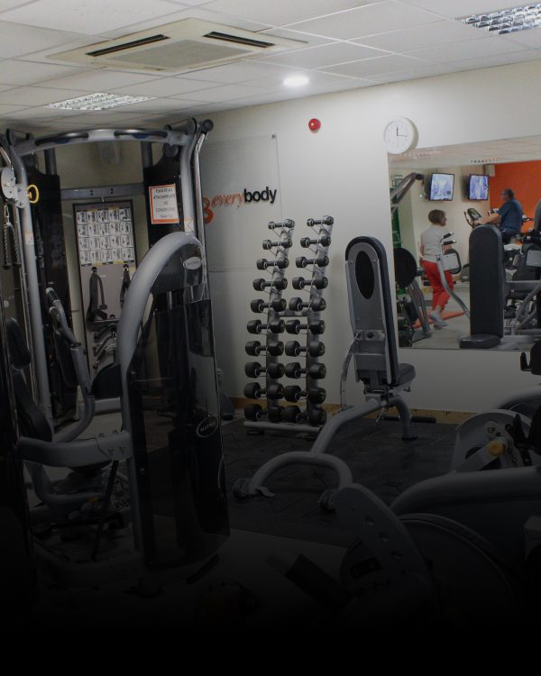Barony Sports Park Gym