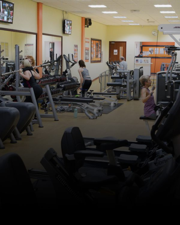 Congleton Leisure Centre Gym