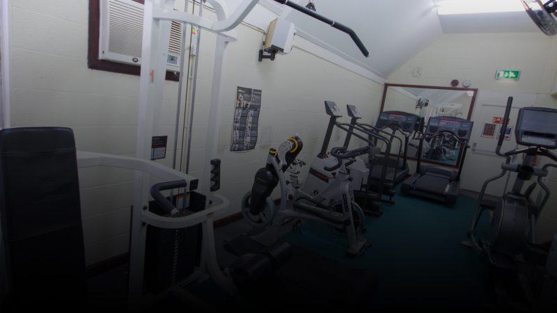 Middlewich Leisure Centre Gym