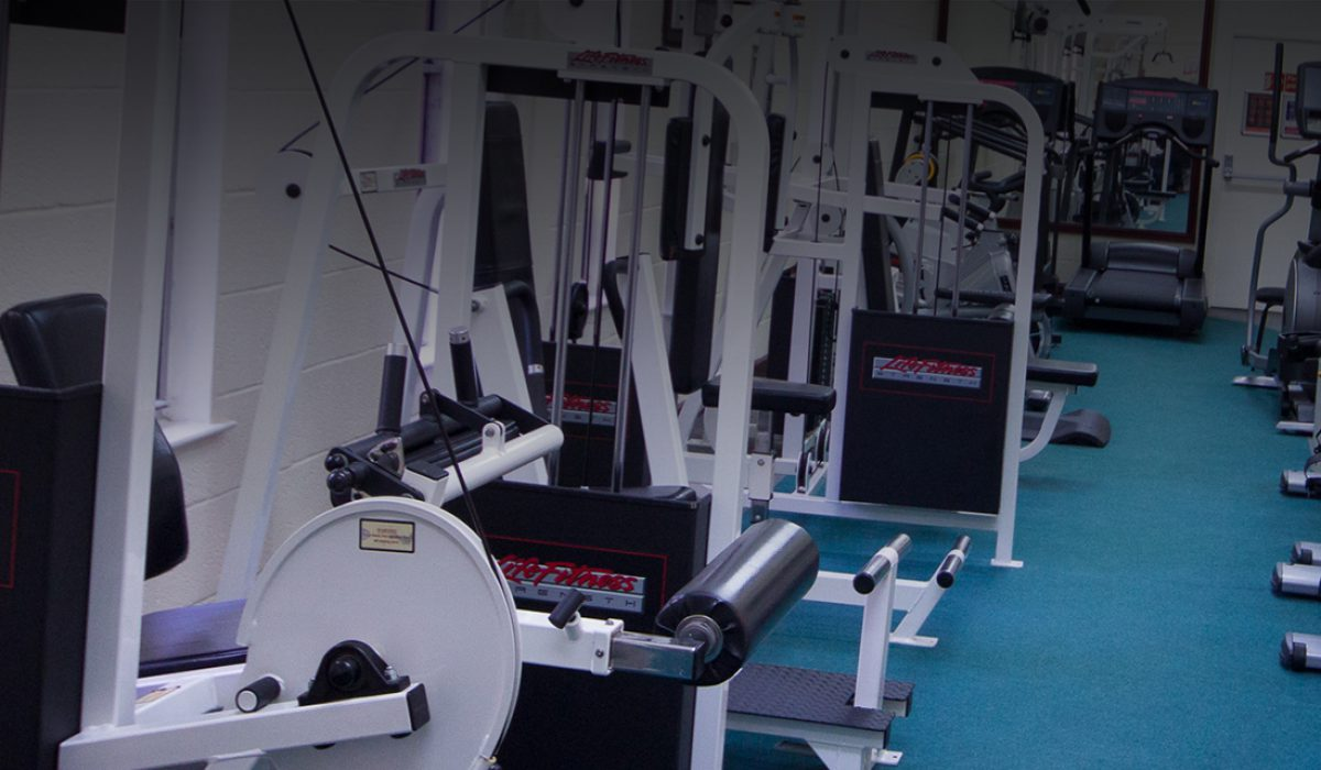 Middlewich Leisure Centre Gym