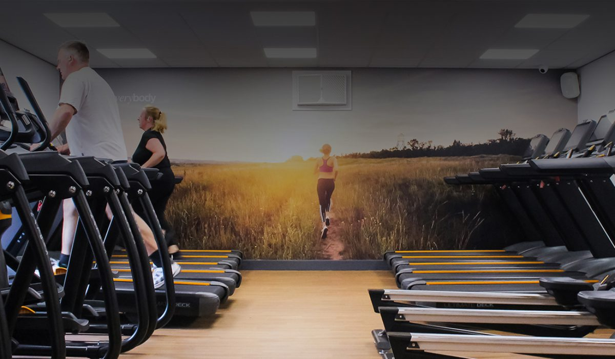 Sandbach Leisure Centre Gym