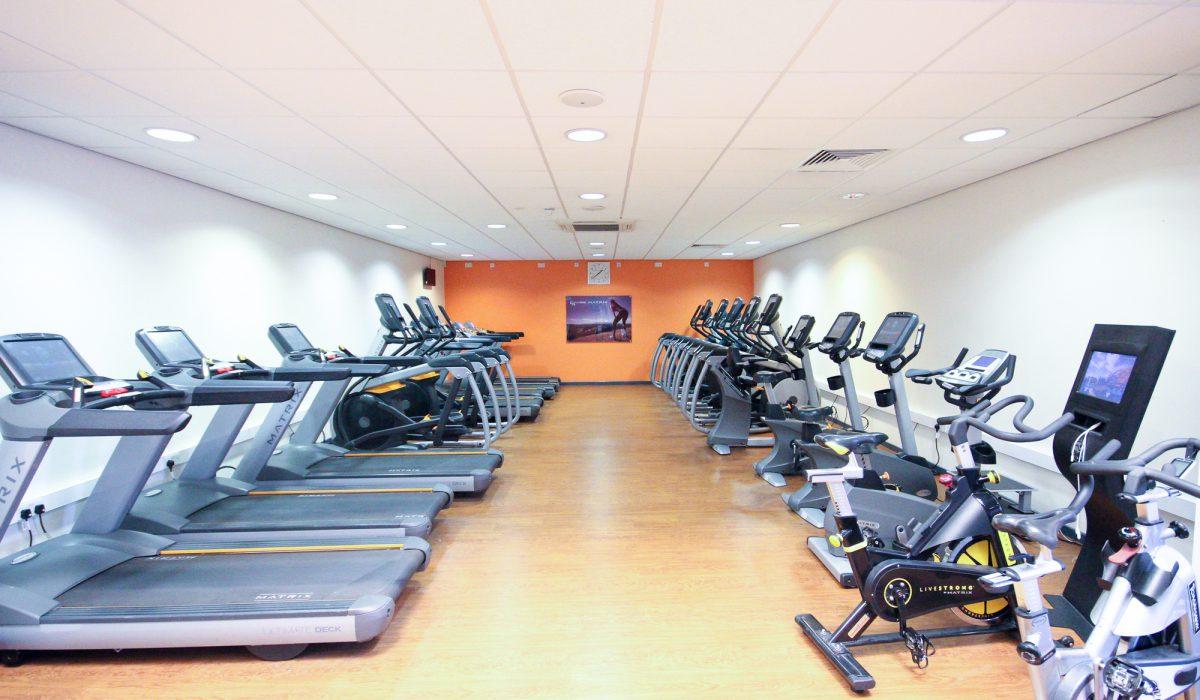 Shavington Leisure Centre Gym