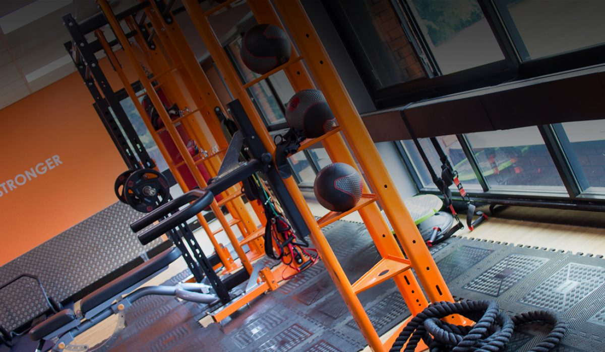 Wilmslow Leisure Centre Gym