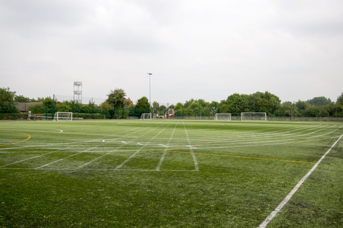 Middlewich Leisure Centre Pitch