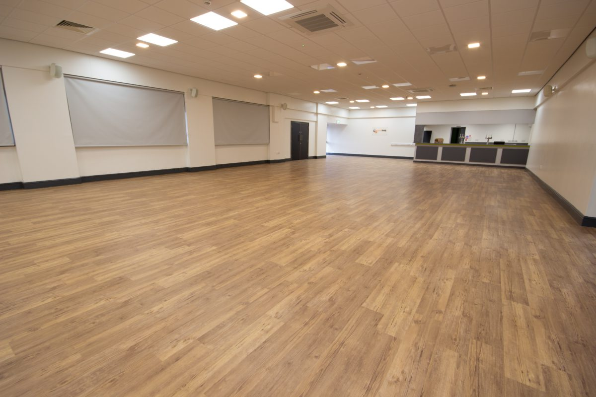 Holmes Chapel Community Centre Brooklands Suite Room Hire