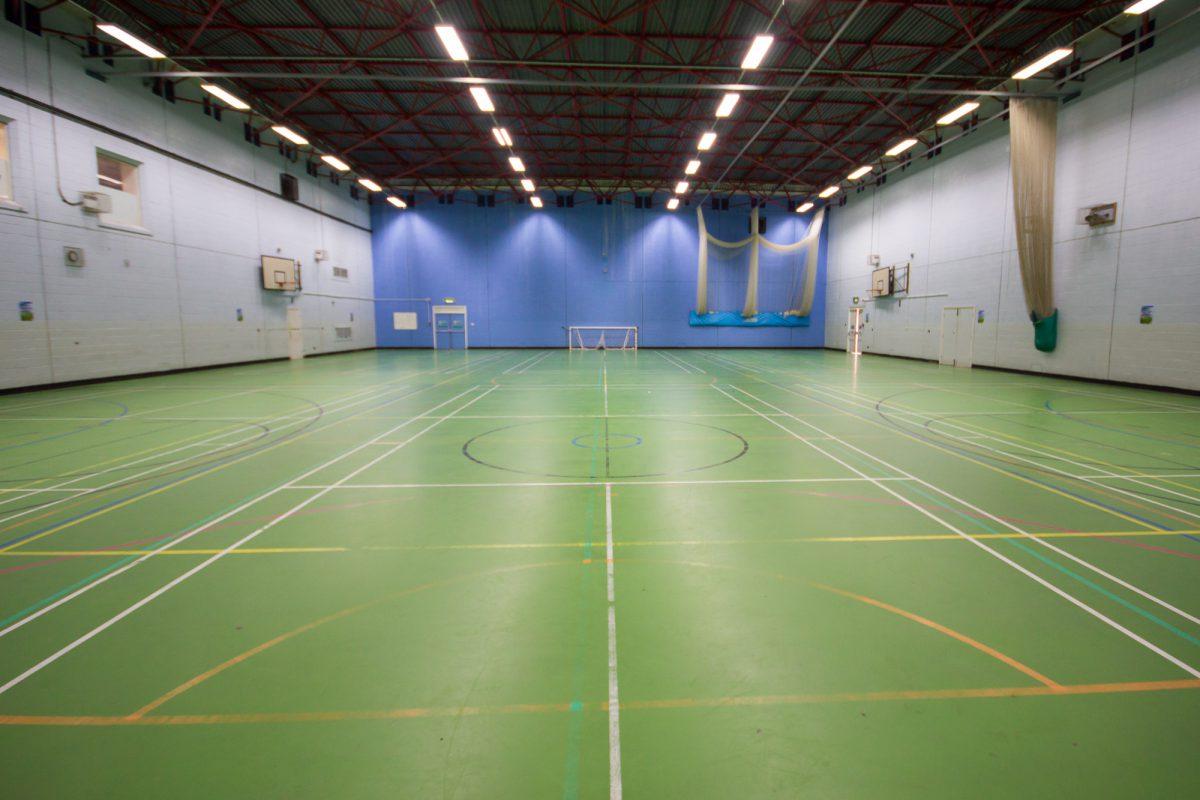 Holmes Chapel Leisure Centre Sports Hall