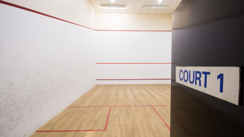 Congleton Leisure Centre Squash