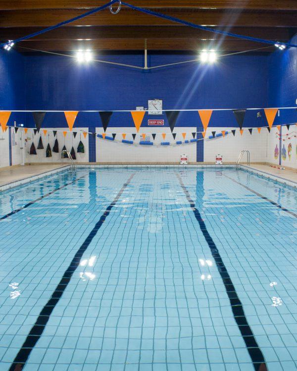 Sandbach Leisure Centre Swimming Pool