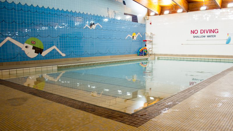 Wilmslow Leisure Centre Learner Swimming Pool