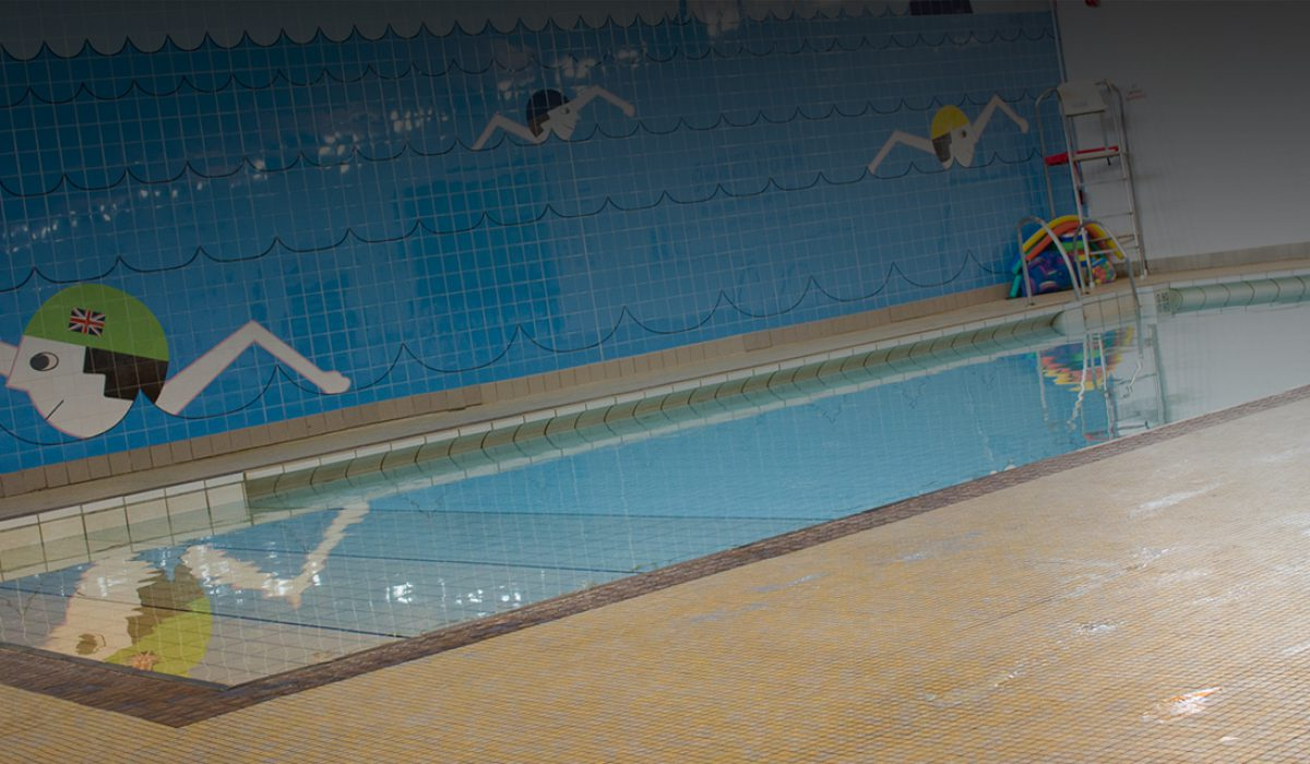 Wilmslow Leisure Centre Learner Pool