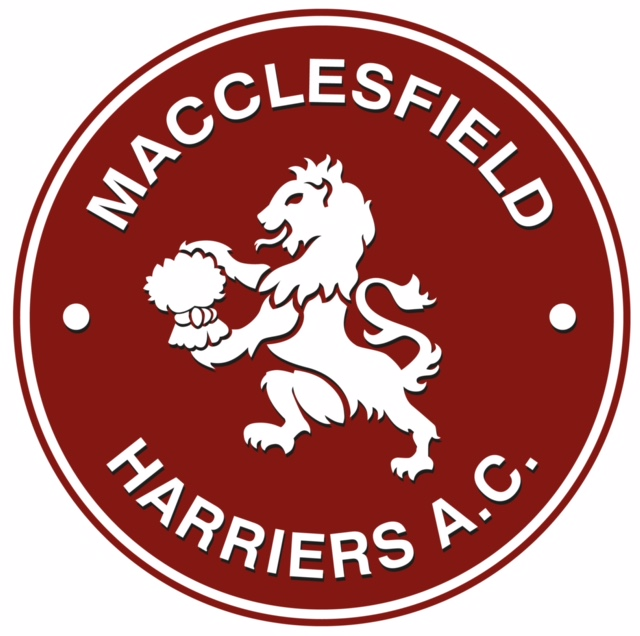 Macclesfield Harriers Athletics Club crest logo