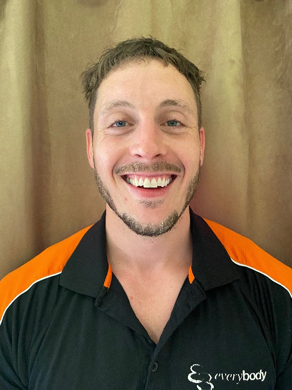 Headshot Profile of John Riddick - Personal Trainer Poynton Leisure Centre